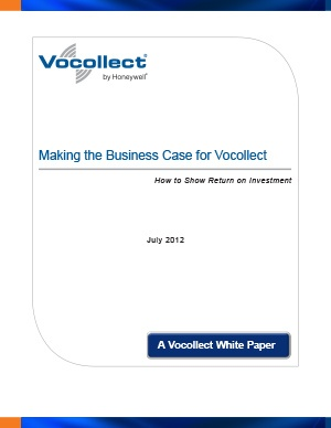 White Paper - Making the Business Case for Voice-Directed Work