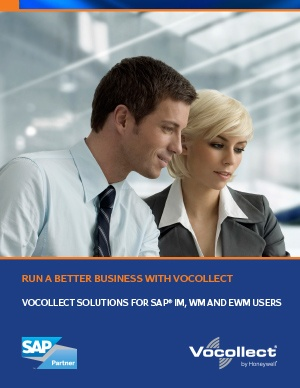 Vocollect Solutions for SAP