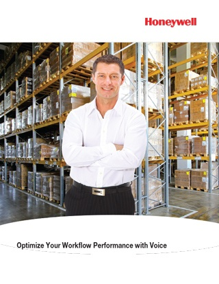 Voice picking for the warehouse and distribution center using Vocollect
