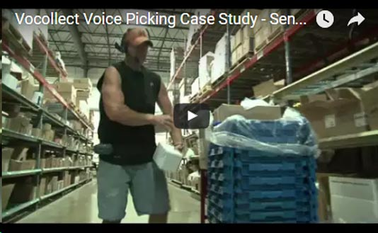 Voice Picking Solution Video