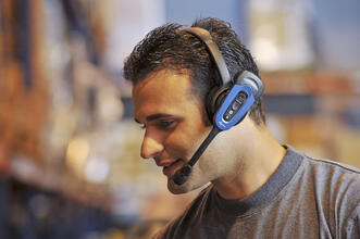 Worker_with_SRX2_headset